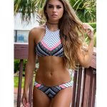 Different trendy designs in   women bathing suits