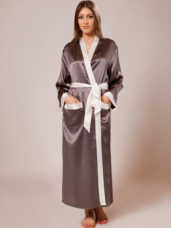 Elegant Silk Robes SW54CH