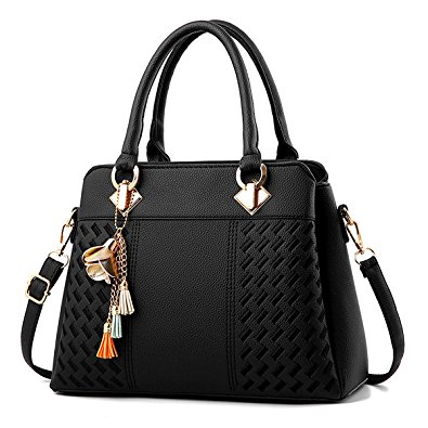 Amazon.com: Charmore Womens Handbags Ladies Purses Satchel Shoulder