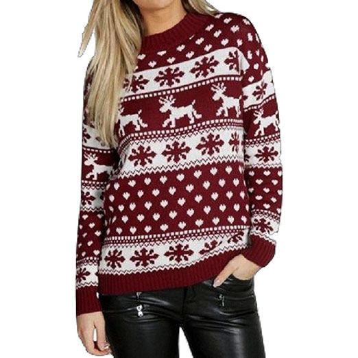 Womens Christmas Jumpers - Perfect for the festive season.
