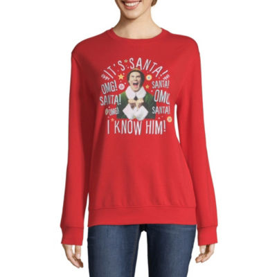 Fleece Christmas Sweaters for Women - JCPenney