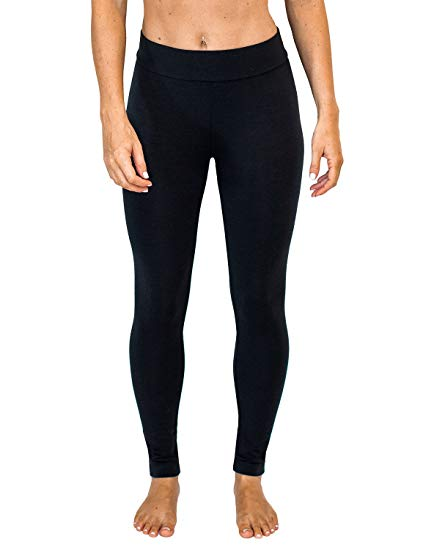 Amazon.com: WoolX Stella- Women's Wool Leggings: Sports & Outdoors