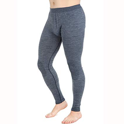 Amazon.com: Wool Skiing Tights u2013 Thermal Lightweight Compression