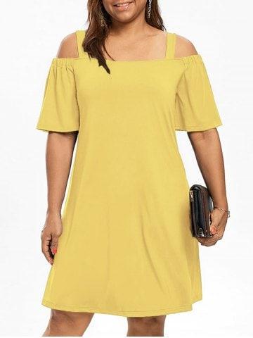 Yellow Dresses | Yellow Sundress And Long, Short, Plus Size Yellow