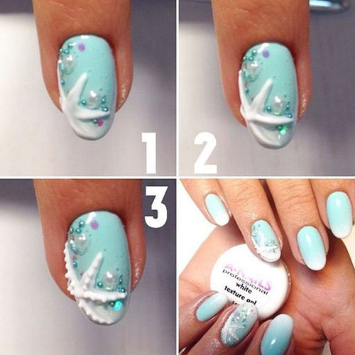 30 Stunning DIY 3D Nail Designs For Beginners Of 20