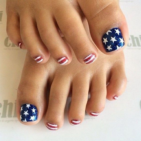 50+ Pretty Toe Nail Art Ideas - For Creative Juice | Pretty toe .