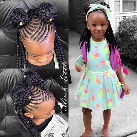 Toddler Braided Hairstyles with Beads | Hairstyles & Haircuts for .