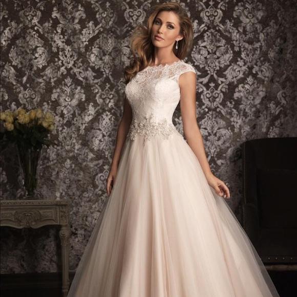 Allure Bridals Dresses | Allure Wedding Dress 9162 | Poshma