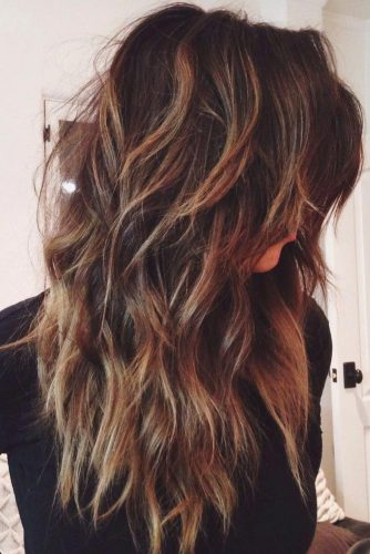 Long Layered Haircuts: 21 Best Long Layered Hairstyles Ideas .