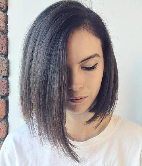 Top 40 Catchy Asymmetrical Haircuts and Hairstyl