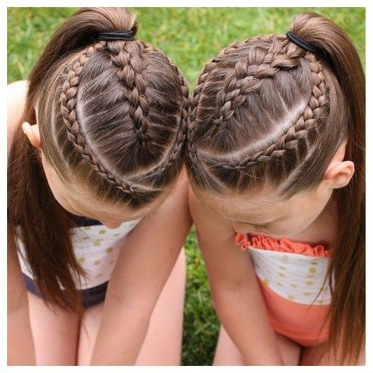 20 quick and easy back to school hairstyle tutorials 00071 .