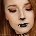 Bat Makeup Ideas For Halloween