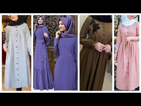 2020] Modest Designer Long Dresses For Muslim Girls & Women .