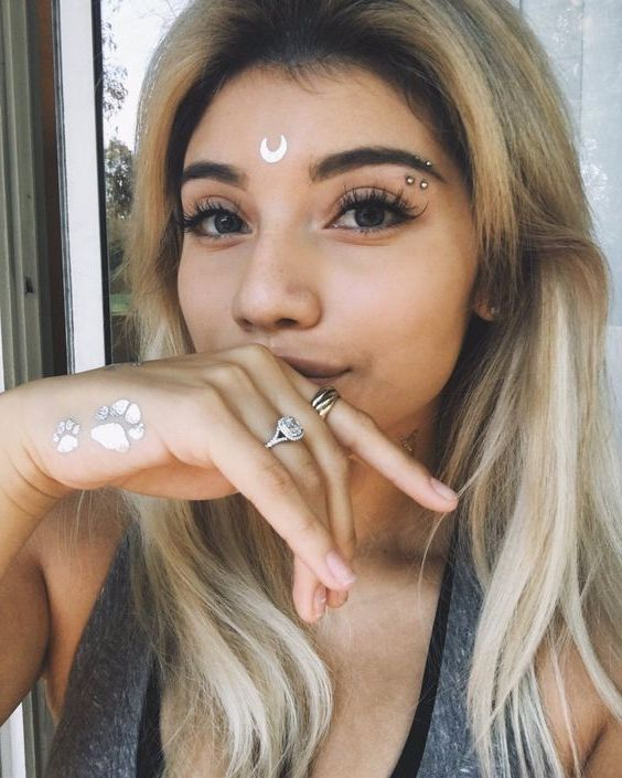 81 Best Stunning and Cutest Eyebrow Piercings Make You Special .