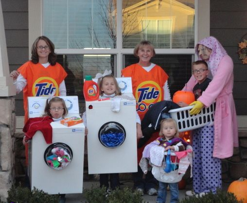 40 of the Best Family Costumes Ideas for Halloween | Family .