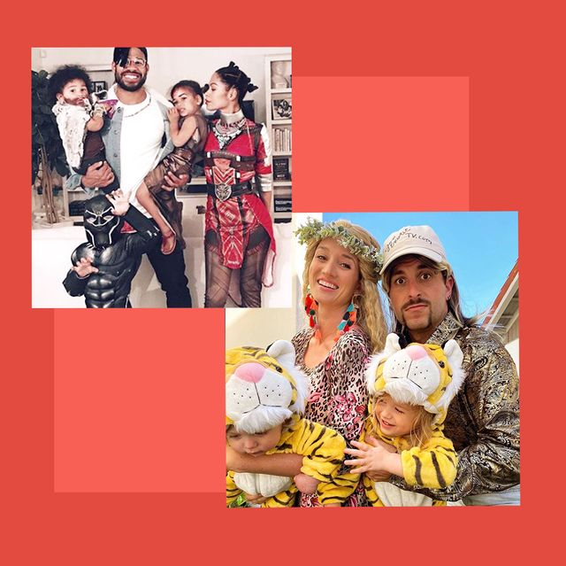 32 Best Family Costume Ideas for Halloween 2020 - Cute Family .