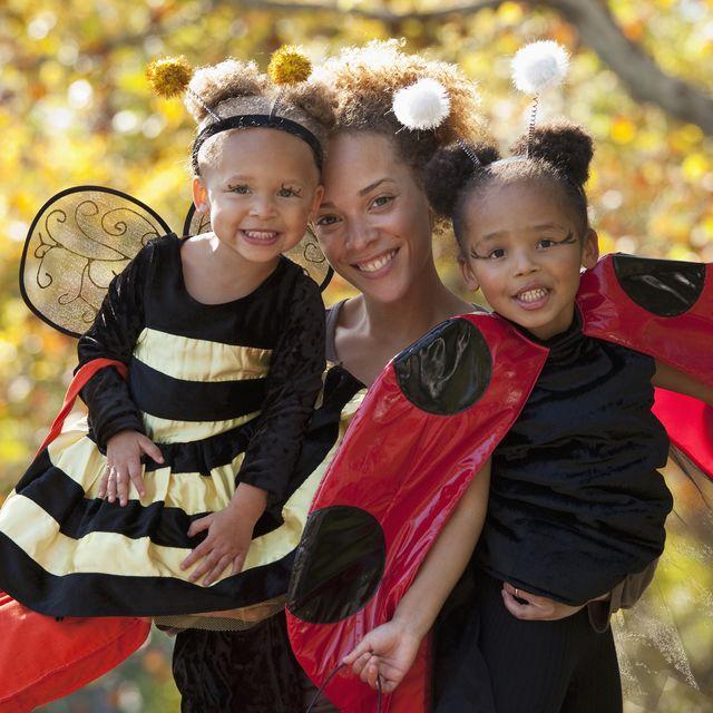 40 Best DIY Family Halloween Costume Ideas - Cute Group Halloween .