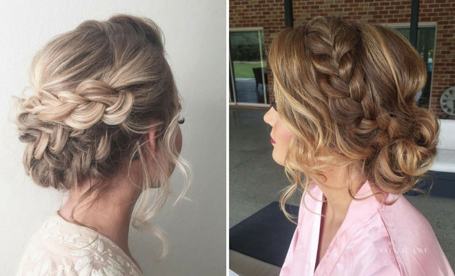 To get some special prom hairstyles chic – fashionarrow.c