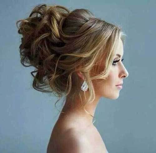 25 Best Prom Updo Hairstyles: #24. | Gorgeous Hair | Pinterest .