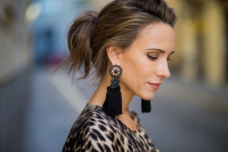 The Best Tassel Earrings to Wear N