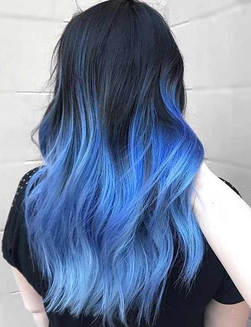 40 Gorgeous Pastel Blue Hairstyles You Have to Try – Page 8 .