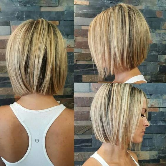 Blunt Bobs to Rock this Summer http://coffeespoonslytherin.tumblr .