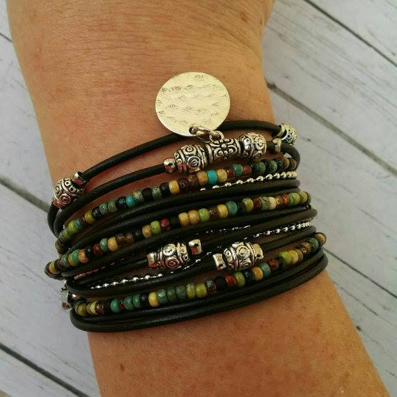 100+ Super Gorgeous Boho Bracelets and Stacks That Make You Fall .