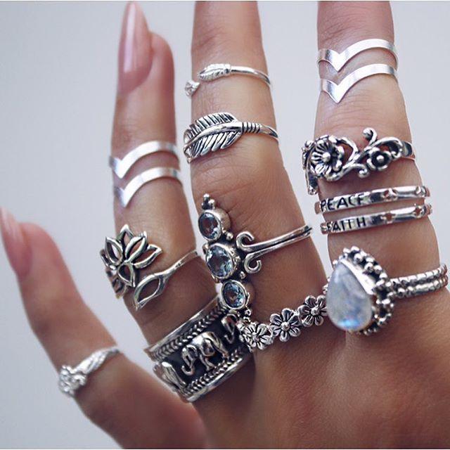 Jewelry inspo by @indigo_lune | Boho jewelry, Beautiful jewelry .