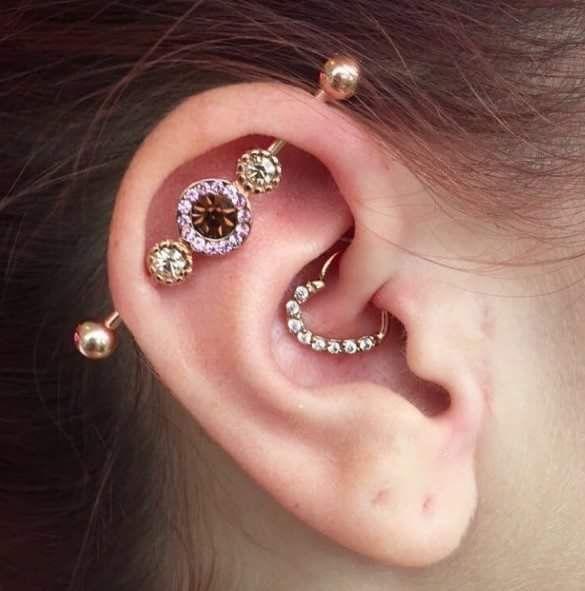 Pin on Piercing|Face Piercings|Piercing Jewelry Ide