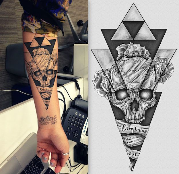 Bold new ink: 4 tattoo design tips from Guilio Rossi | Tattoo .