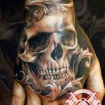 Bold Skull Tattoos