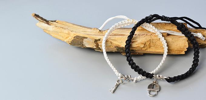 Easy Tutorial on Making Couple Friendship Bracelets with Tibetan .