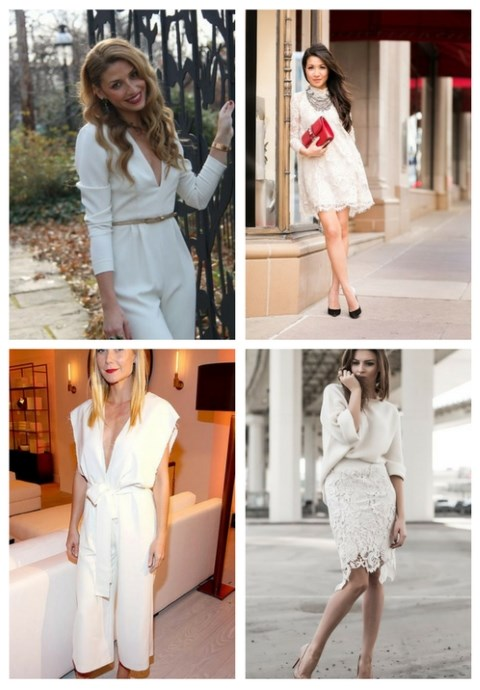 21 Stylish Fall Bridal Shower Outfits | HappyWedd.c