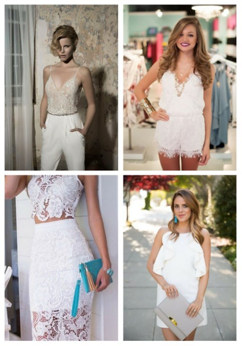 28 Lovely Summer Bridal Shower Outfits | HappyWedd.c