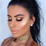 Bronze Makeup Looks