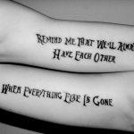 Brother Sister Tattoo Ideas