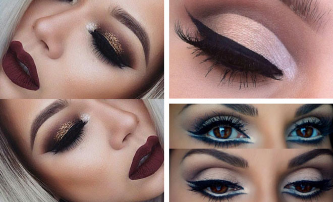 40 Eye Makeup Looks for Brown Eyes | StayGl