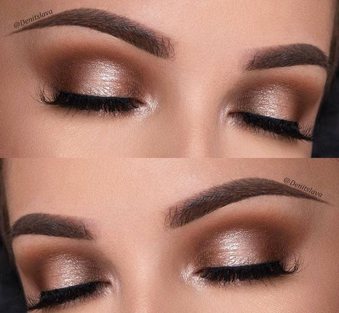 Makeup tips for brown eyes – fashionarrow.c