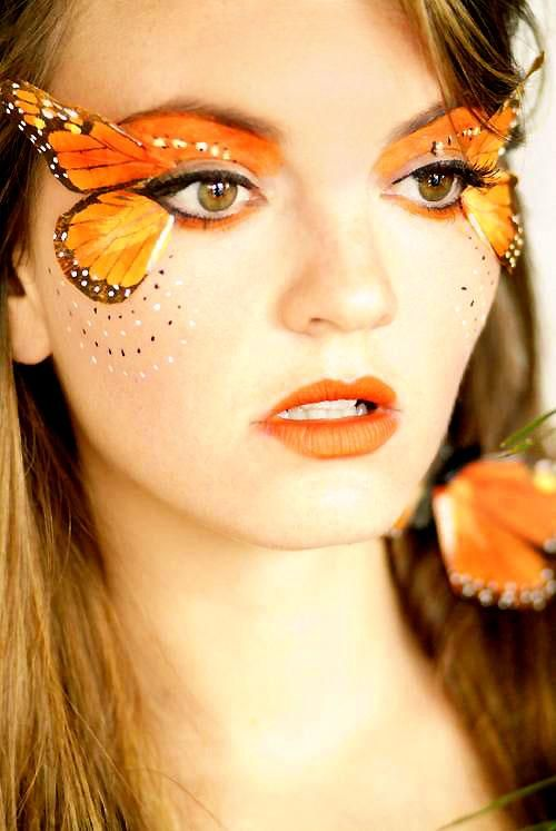 55 Halloween Makeup Ideas to Try This Year | Halloween makeup .