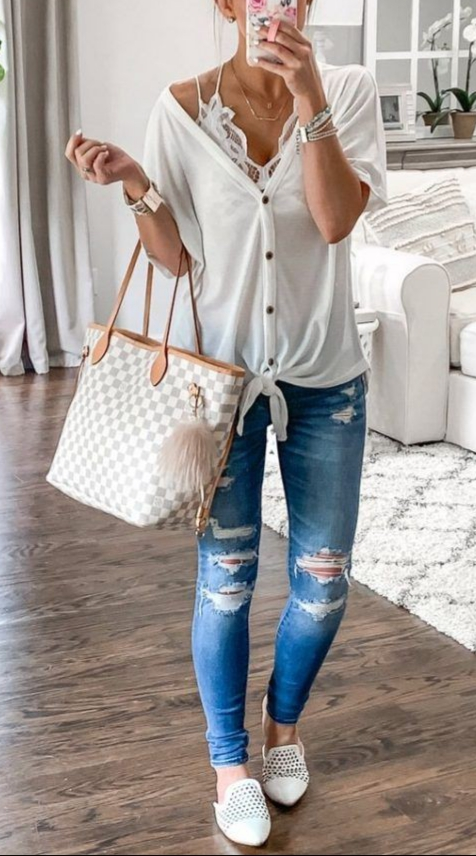Cute Pinterest Outfits for Summer 2019 - ClassyStyl