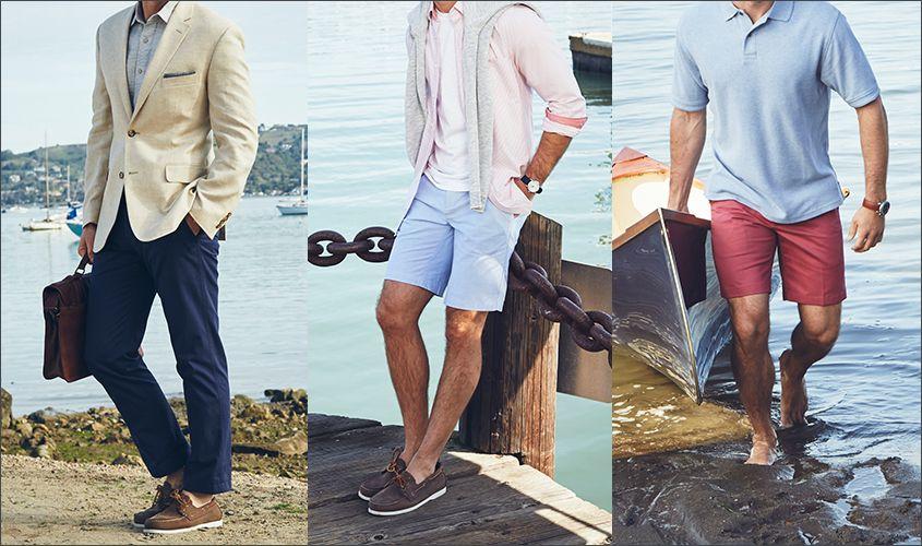 Men's Spring & Summer Clothing | Get Tips on Summer Menswear at .