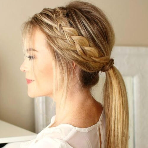 50 Coolest Ways to Sport a Ponytail | Hair Motive Hair Moti