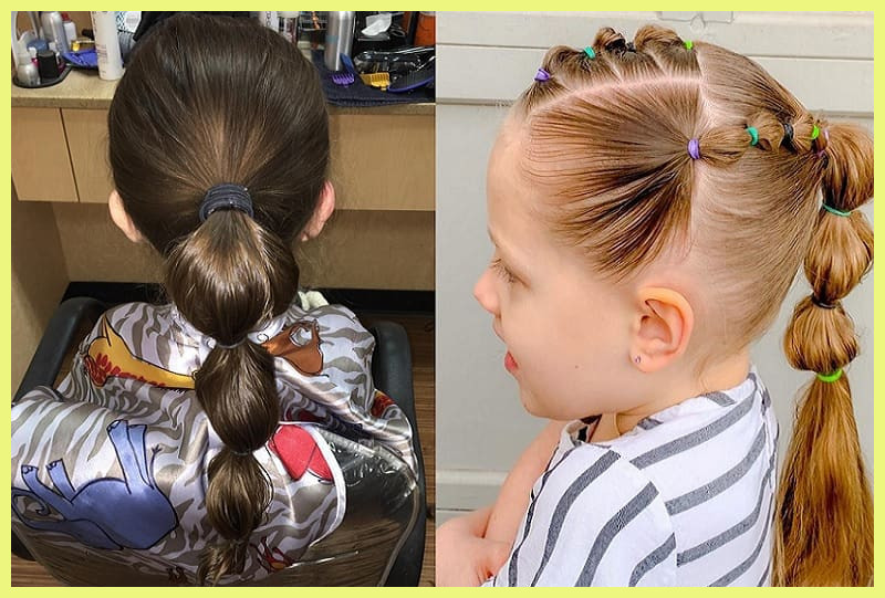 Ponytail Hairstyles for Children 427761 25 Charming Ponytail .