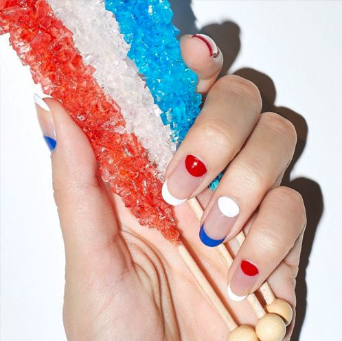 30 Best 4th of July Nail Art Designs - Cool Ideas for Patriotic .