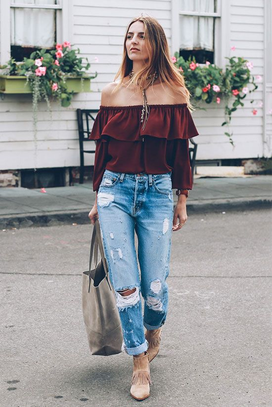 The Best Outfit Ideas Of The Week | Be Daze Live | Boho outfits .