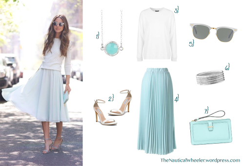 Chic and Simple Easter Outfit
