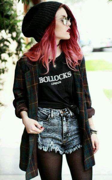 80+ Ways to Wear Chic Grunge Outfits in Spring | Fashion, Grunge .