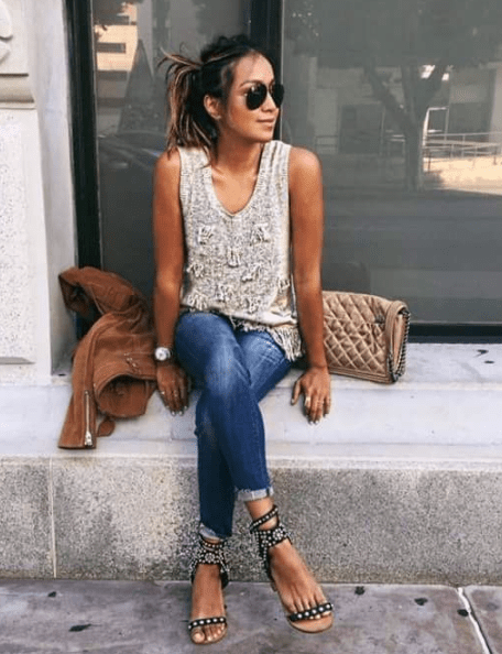 Twenty-six Comfy and Chic Women Summer Outfits Ideas To Copy Now .