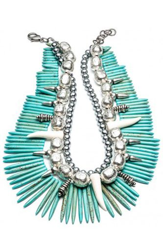 Best Turquoise Jewelry - Chic Necklaces, Rings, Bracele | Chic .
