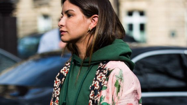 Your Street Style Guide to Wear Hoodies in a Chic W